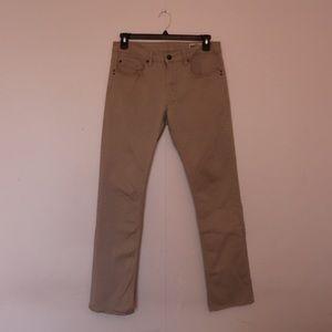 Men's Buffalo David Bitton Khaki Pants